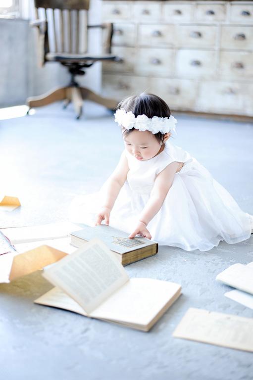 1歳バースデー(誕生日記念):私服
