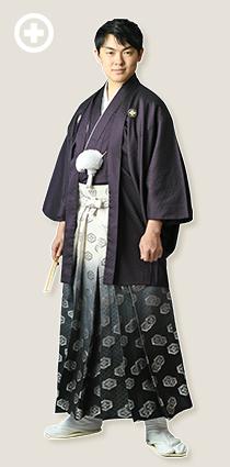 紋服:紫 イ-紋-33
