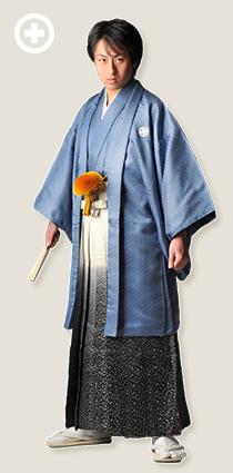 紋服:青 イ-紋-31