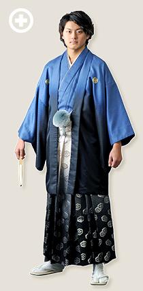 紋服:青 イ-紋-12