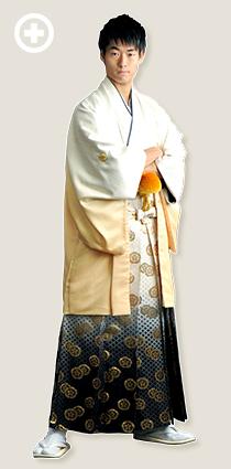 紋服:白×黄 イ-紋-13