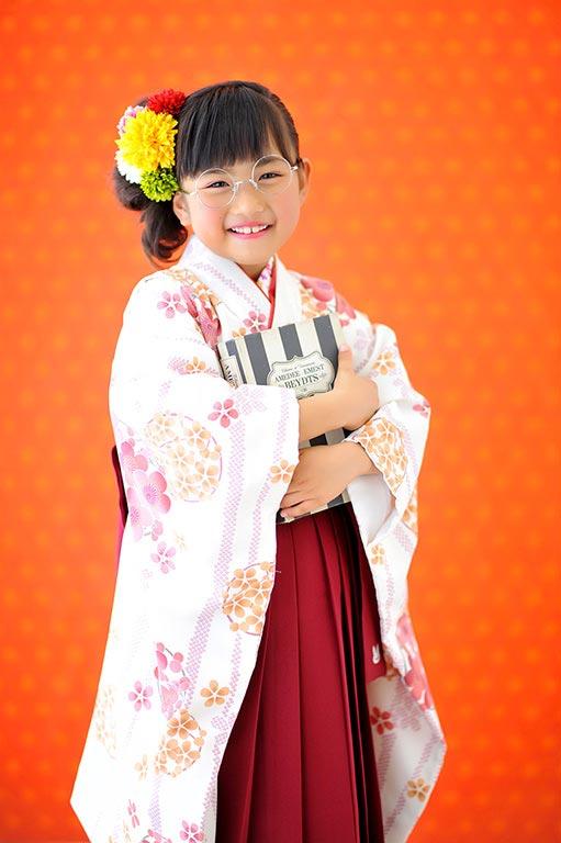 七五三7歳:袴