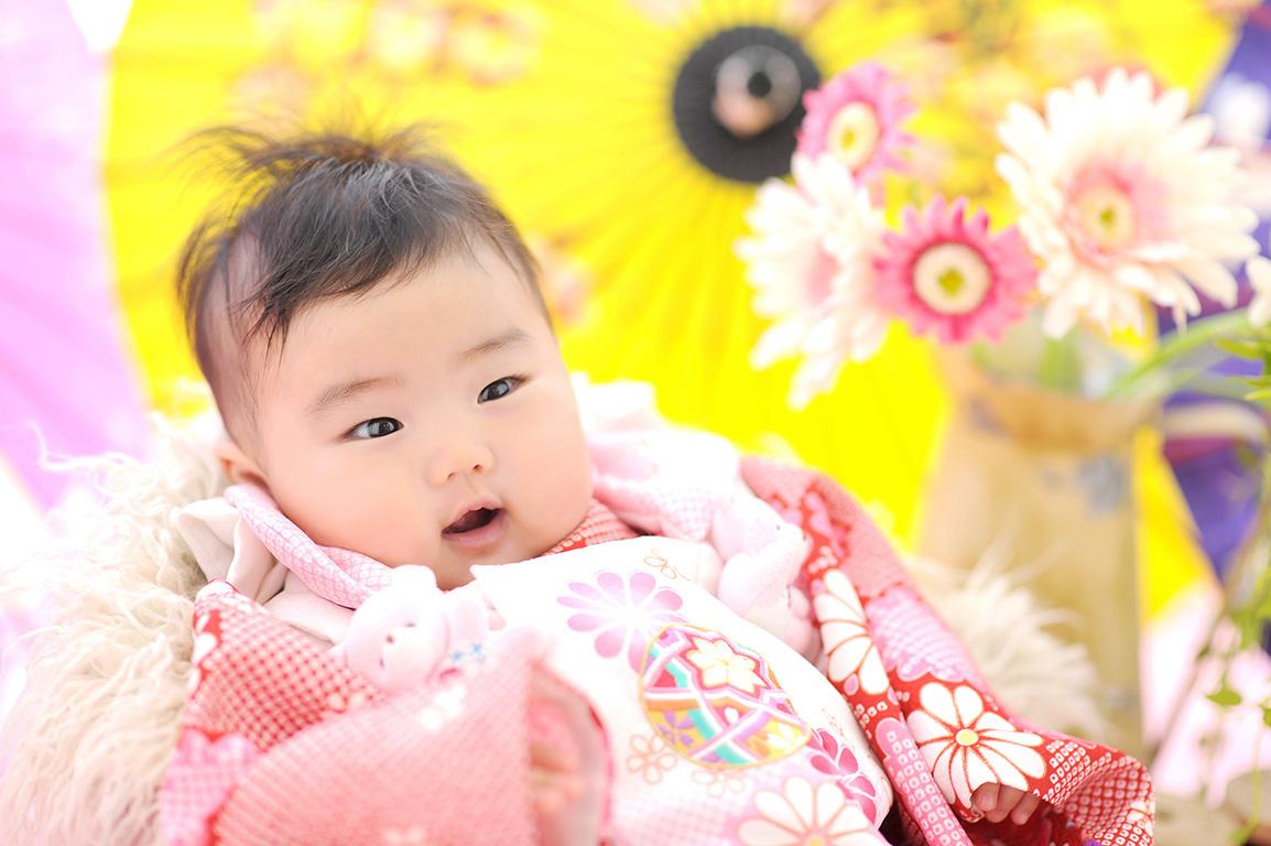 赤ちゃん:節句/着物