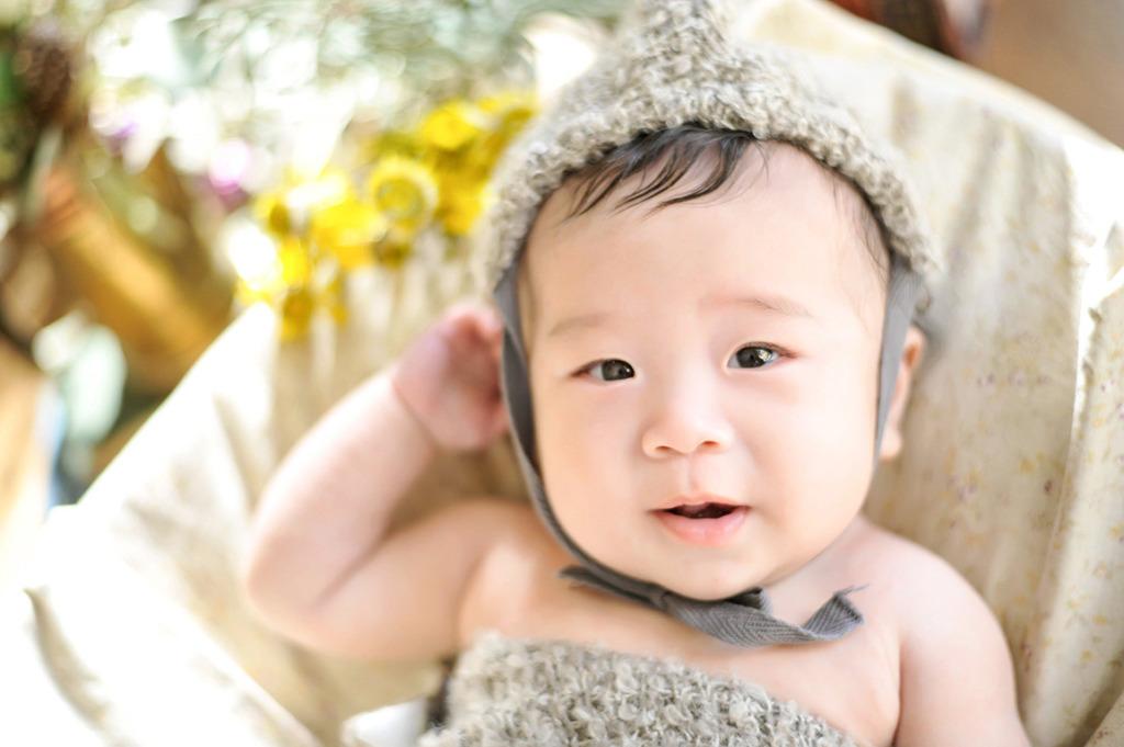 赤ちゃんカジュアル衣裳